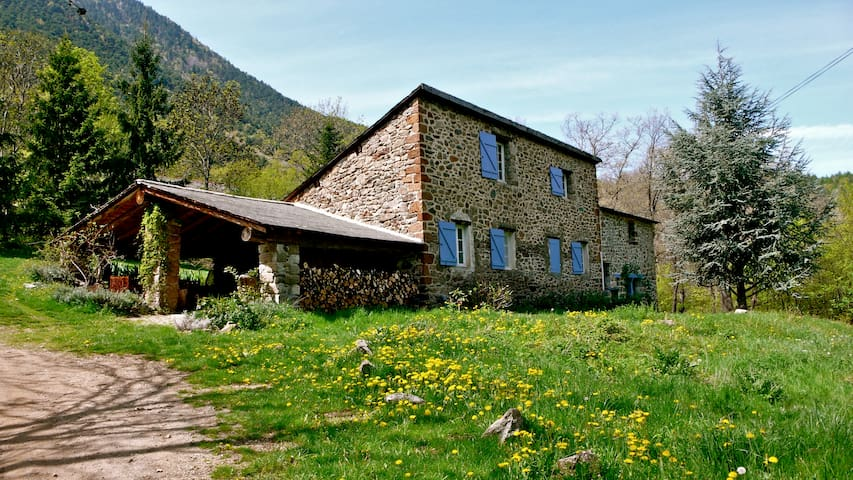 Traditional Catalan Farmhouse - Escaro - Hus