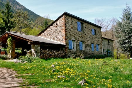 Traditional Catalan Farmhouse - Escaro
