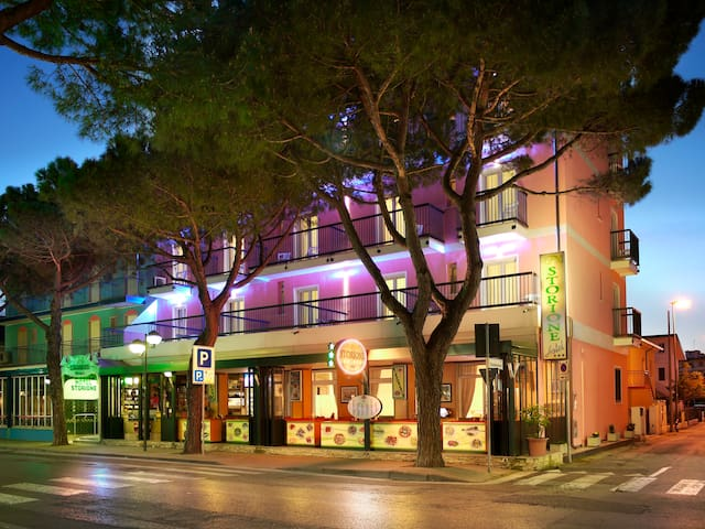 Hotel Storione, Matrimoniale romantica