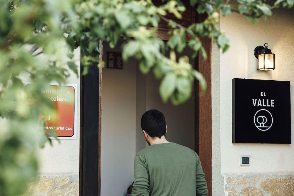 Entrada / Entrance