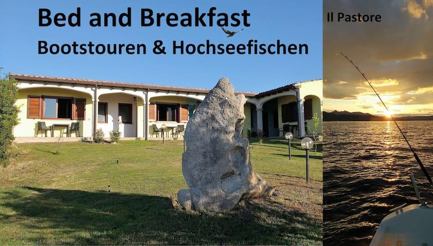 Toms B&B-Ferien an der Ostküste Sardiniens 3 - Torpè - Bed & Breakfast
