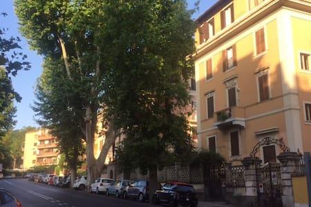 Fabulous family apartment & Roman refuge - Rome - Villa