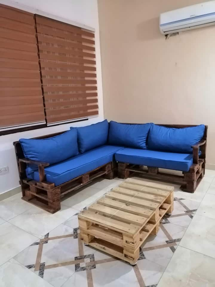 Private beach apartment for rent within Accra,
