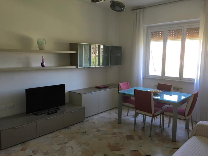 Flat in Albisola close to the beach