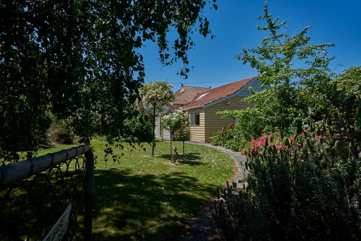 Charming farmhouse in rural area - Korumburra - Casa