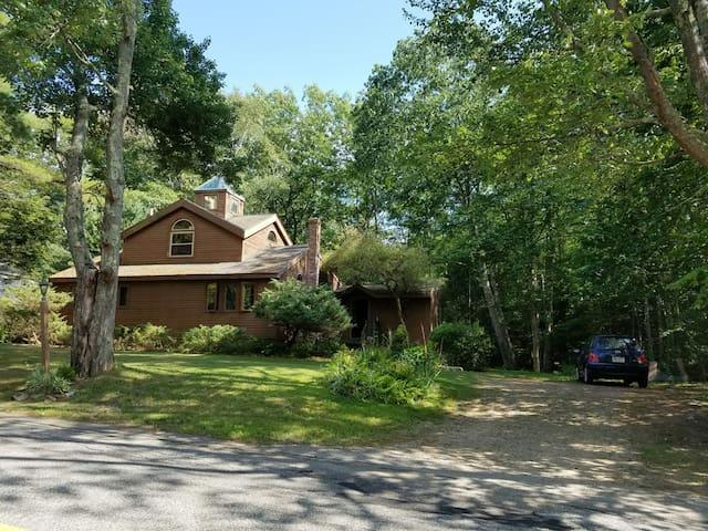 Contemporary Cedar Home - Ogunquit - House