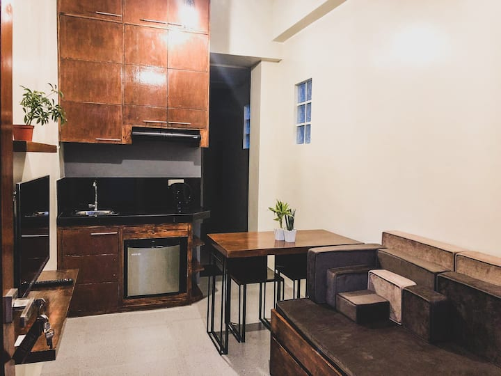 Studio Apartment 303, Cali Residences, Baguio City