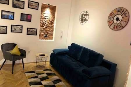 Apartment-Lisinski,NEW,CENTER,privat parking, wifi