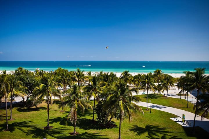 Convenient 1 bedroom in Heart of South Beach