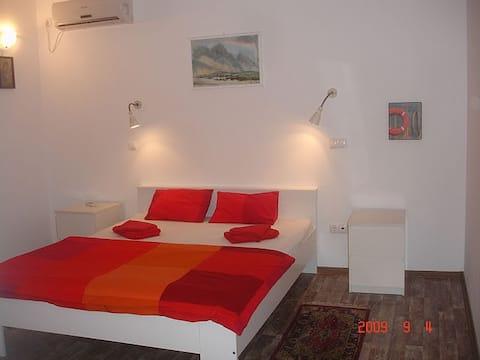 Spacious room near the beach