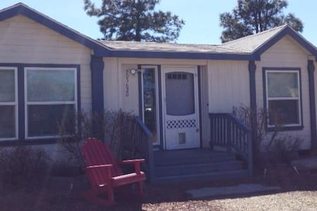 Private, Scenic Home at beautiful garden shop.... - Susanville - Talo
