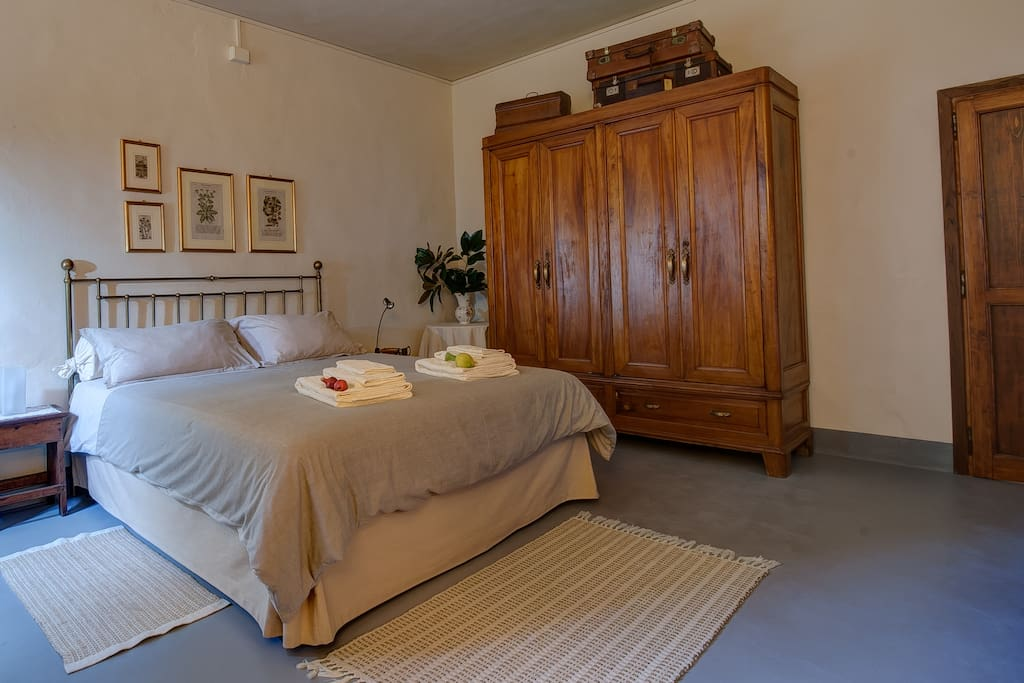 Our comfortable Doube Bedroom
