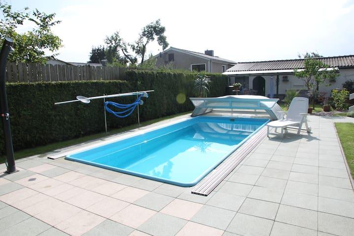 Ferienwohnung  Blaufelder - Neustadt-Glewe - House
