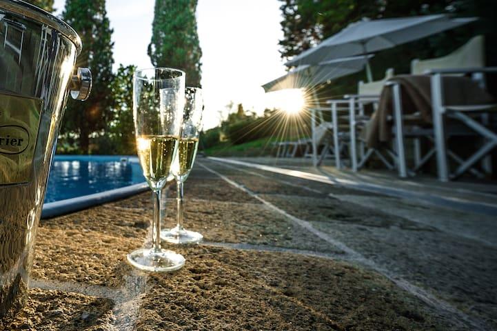 Independent villa - swmming pool - Empoli - Villa