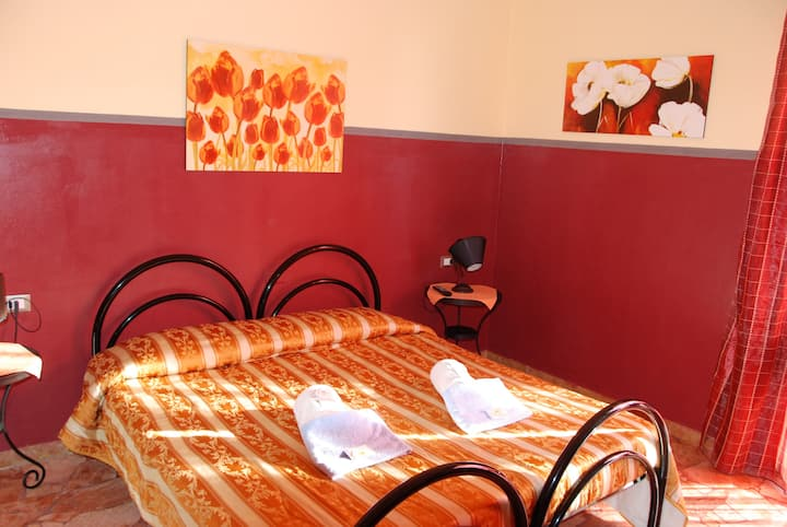 B&B FORTEZZA FIORENTINA DOUBLE ROOM