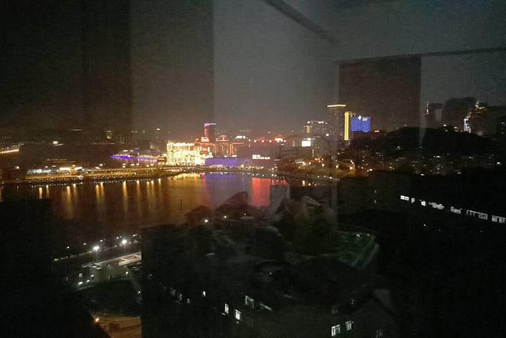 nice view at night