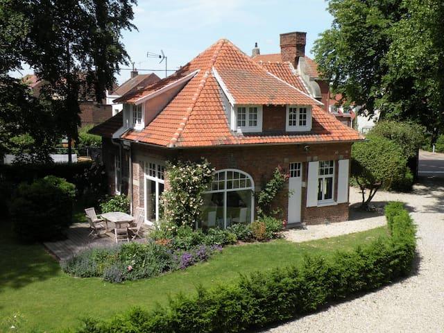 La Conciergerie - Charm cottage  - Sainghin-en-Mélantois - บ้าน