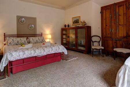 The Suite - XVIc Villa, walled gard - San Giuliano Terme