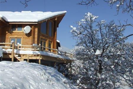 Unique, close to Bansko ski resort! - Razlog - Almhütte
