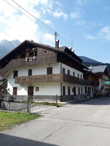 Grazioso appartamentino di montagna