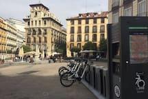 El barrio - Plaza de Ramales (1 min)