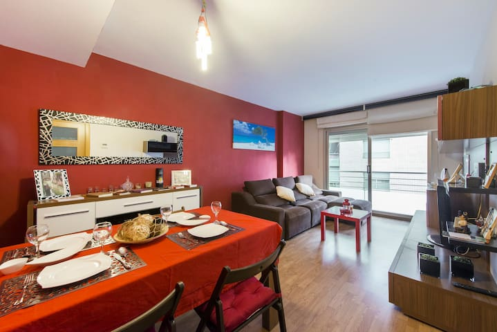 Feel The Real Barcelona Experience ★★★★★ - Barcelona - Apartment