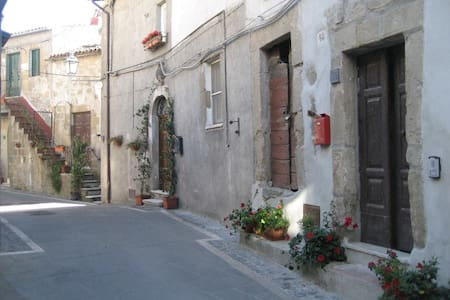 Heart of the Historical Center - Ischia di Castro - Huoneisto