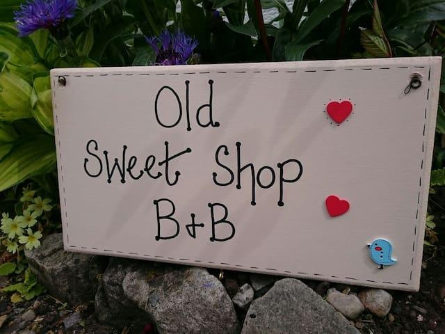 Old Sweet Shop, 2 Church Street, Ardgay.