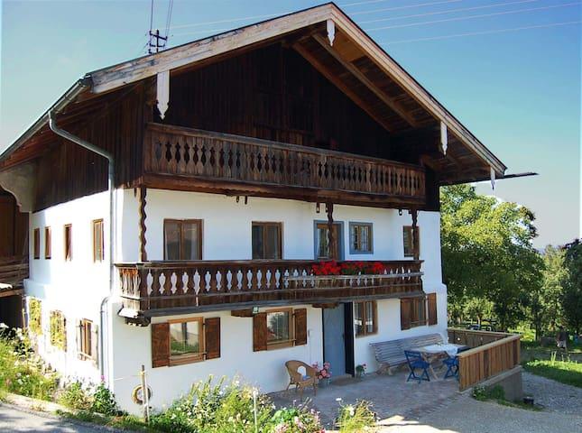 Beim Schaffler 1720 - Bad Feilnbach - Casa