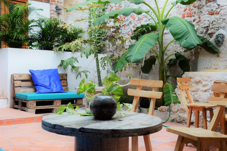 Casa Venita in the heart of Getsemaní (Queen) - Cartagena - Boutique hotel