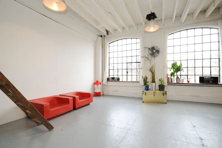 Amazing Studio Loft East London - London - Loft