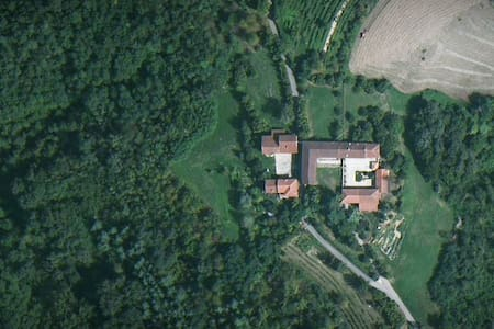 CASCINA VALLE DEL SERRO, Monferrato - House