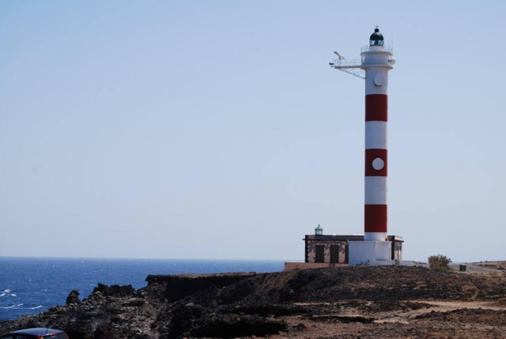 Faro de la Punta de Abona