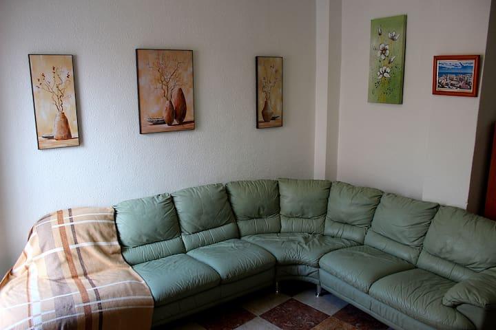 Beautiful room in the heart of Málaga. Enjoy! - Malaga - Loft