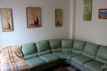 Beautiful room in the heart of Málaga. Enjoy! - Malaga - Loft