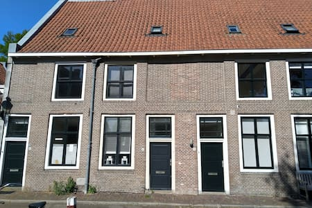 Cute & modern house in the center of Weesp