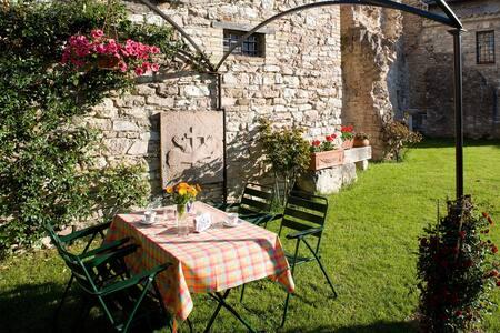 Appartam. c/parcheggio IL TURRIONE - Assisi - Apartment