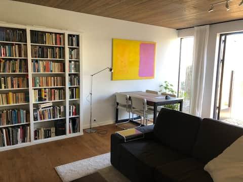 Appartement met maximale privacy in Nijmegen-zuid