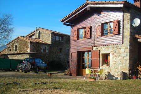 SUN AND CONFORT NEAR GIRONA CAN POL - Bescanó - Natur lodge