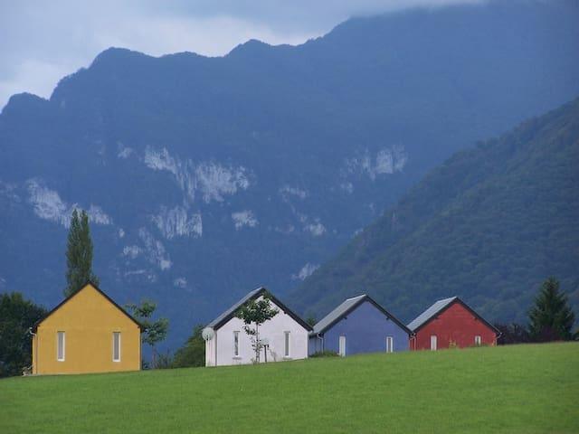 4 Très jolis cottages - Pyrénées