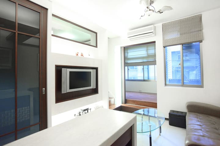 City Center Loft Apartment 1min MRT