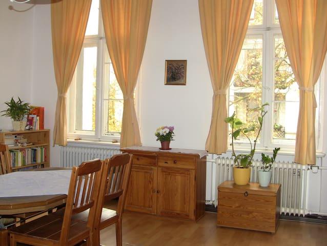 Schönes sonniges Zimmer in Berlin-Steglitz - Berlin - Leilighet