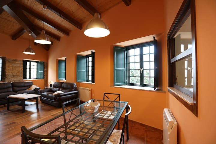 Apartamento Fervenza da Recaideira en Casa Pedrosa