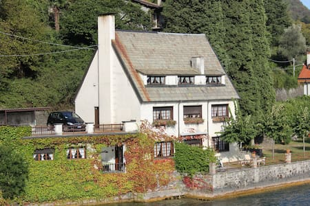 Romantica Villa su Lago di Lugano - San Mamete