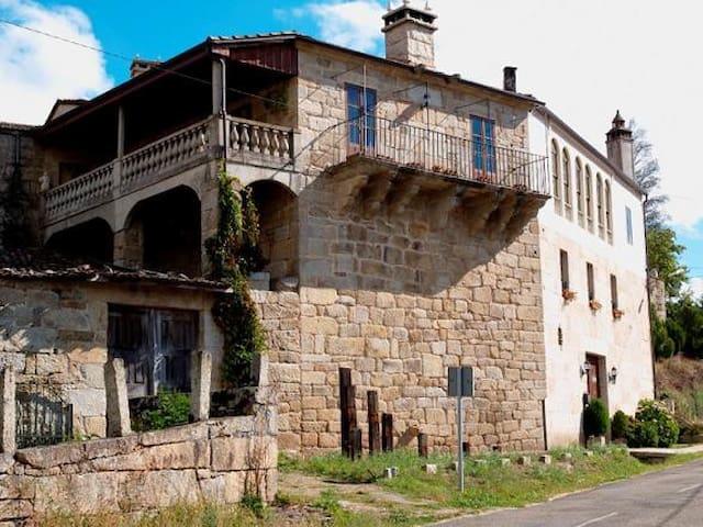 PAZO DOS ULLOA  turismo rural - Ribadavia - Huis