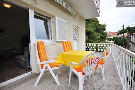 Apartment A-2 great location  200 m from the beach - Biograd na Moru - Διαμέρισμα