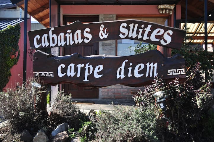 Carpe Diem - Cabañas