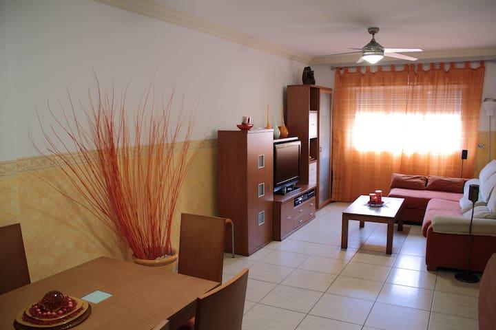VIVIENDA VACACIONAL LAS NIEVES - Santa Cruz de Tenerife - Apartament