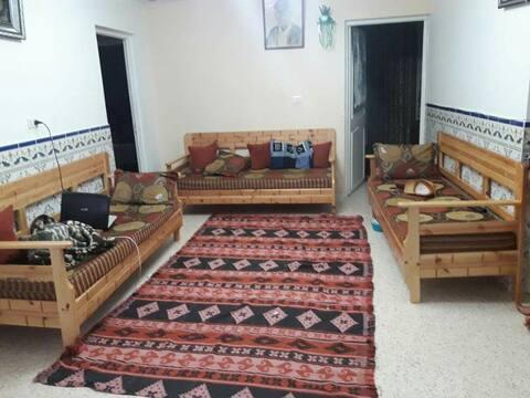 Akrouti's villa