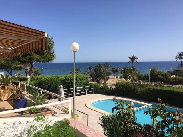Apartamento con gran terraza y magníficas vistas - Mazarrón - Apartment